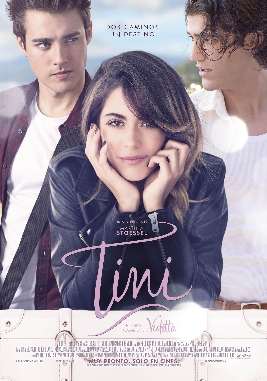 Tini, el gran cambio de Violetta