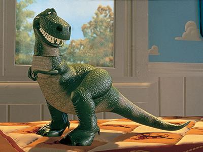 Os braços curtos do rex são o seu único ponto fraco