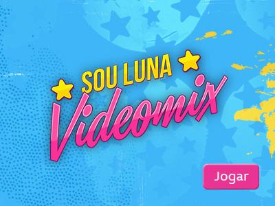 Sou Luna - Videomix