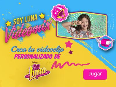Soy Luna - Videomix