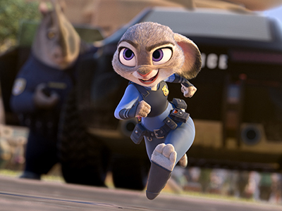 7 Mickeys escondidos en Zootopia. ¡Descúbrelos!